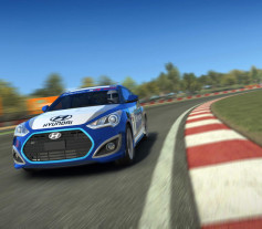 Hyundai Veloster Turbo Racing Competition Save the Children
