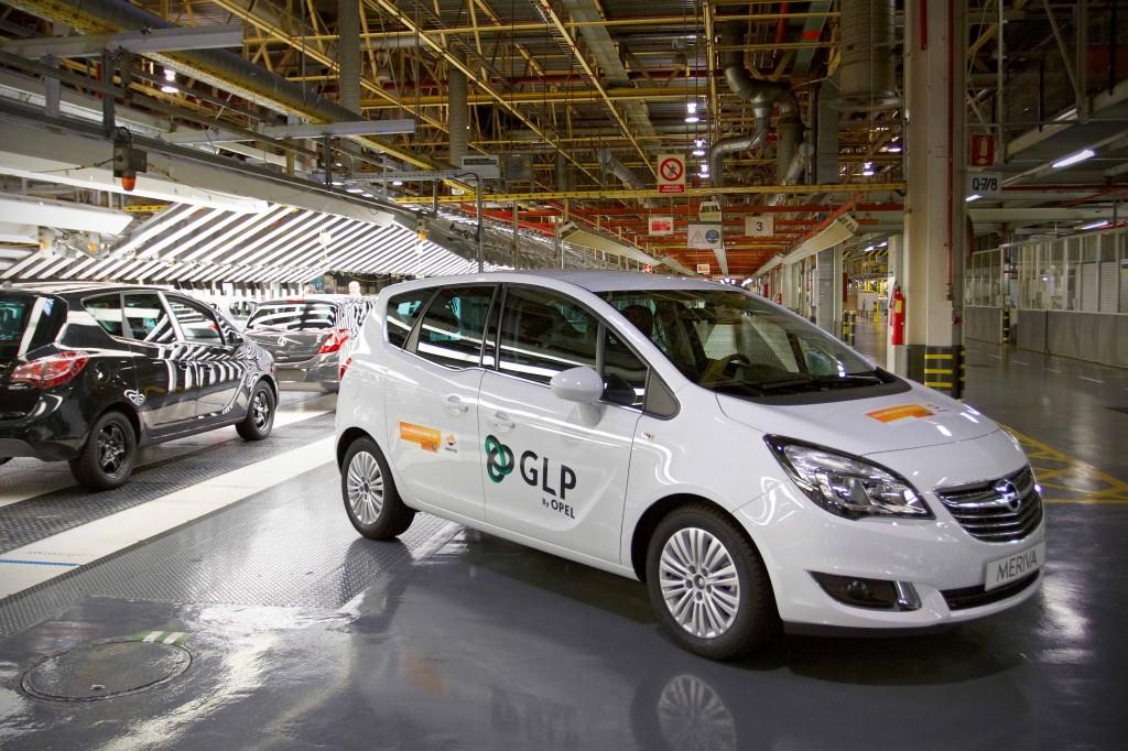 Repsol y Opel apuesta por Autogas