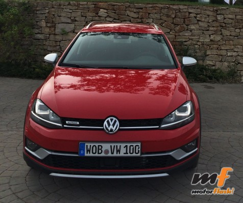 volkswagen golf variant alltrack el 4motion a prueba. Black Bedroom Furniture Sets. Home Design Ideas