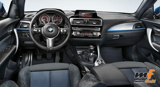 Interior BMW Serie 1 1015