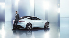 El Embajador para Jaguar en China es David Beckham