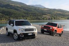 Jeep Renegade, el nuevo SUV compacto
