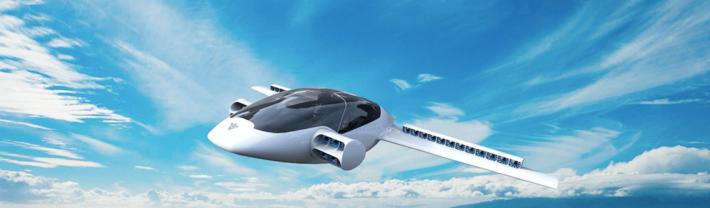 Lilium Jet: Primer vehículo volador de uso privado.