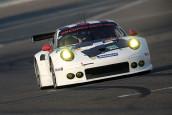 Porsche se presenta en Le Mans con cuatro coches de fábrica