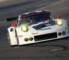 Porsche en Le Mans