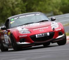 Mazda MX-5 en las 24 Horas de Nürburgring