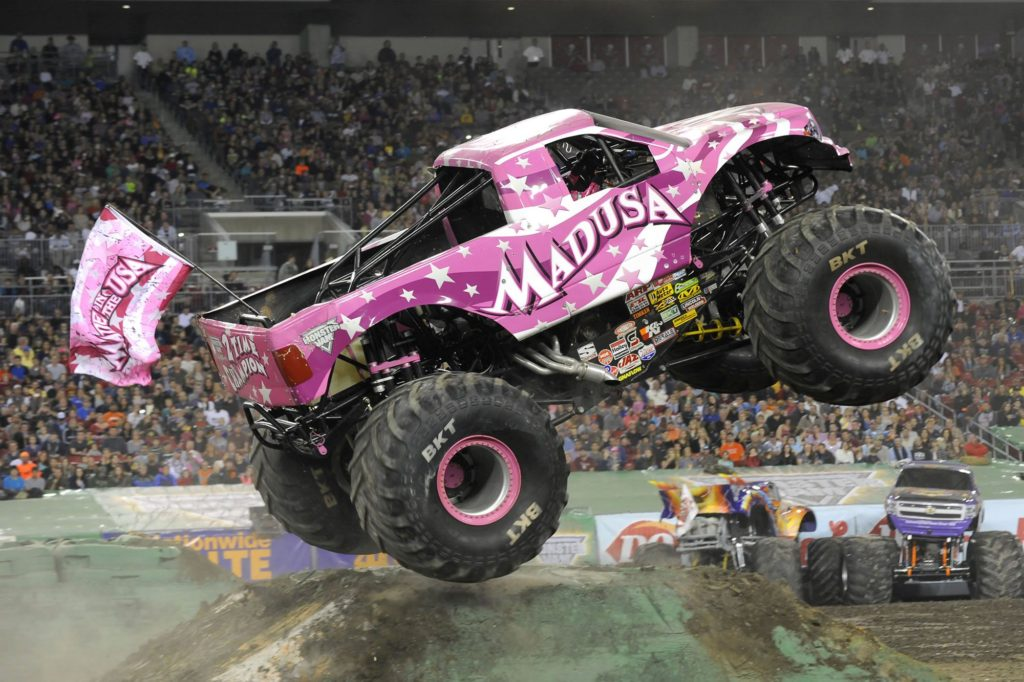 Monster Truck Madusa