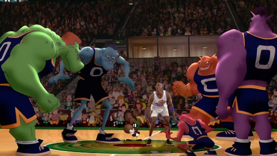 Monster Trucks - Space Jam
