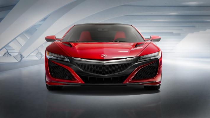 Nuevo Acura NSX, un icono que cobra nueva vida.