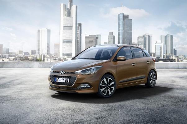 Hyundai lanza su nueva generación i20