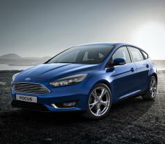 Nuevo Ford Focus 2014 - 5 puertas