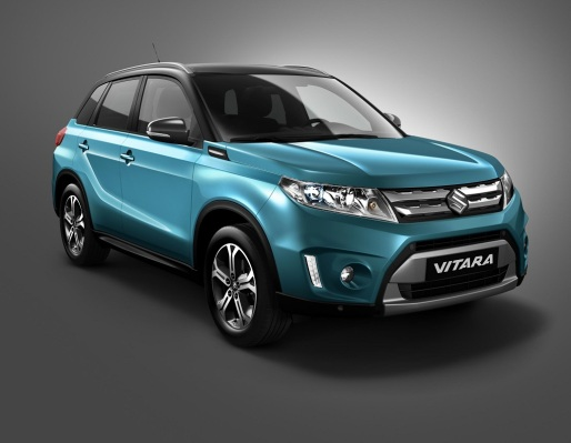 Suzuki presenta el nuevo Vitara