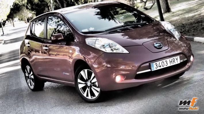 Prueba Nissan Leaf - impresiones, comportamiento y conclusiones