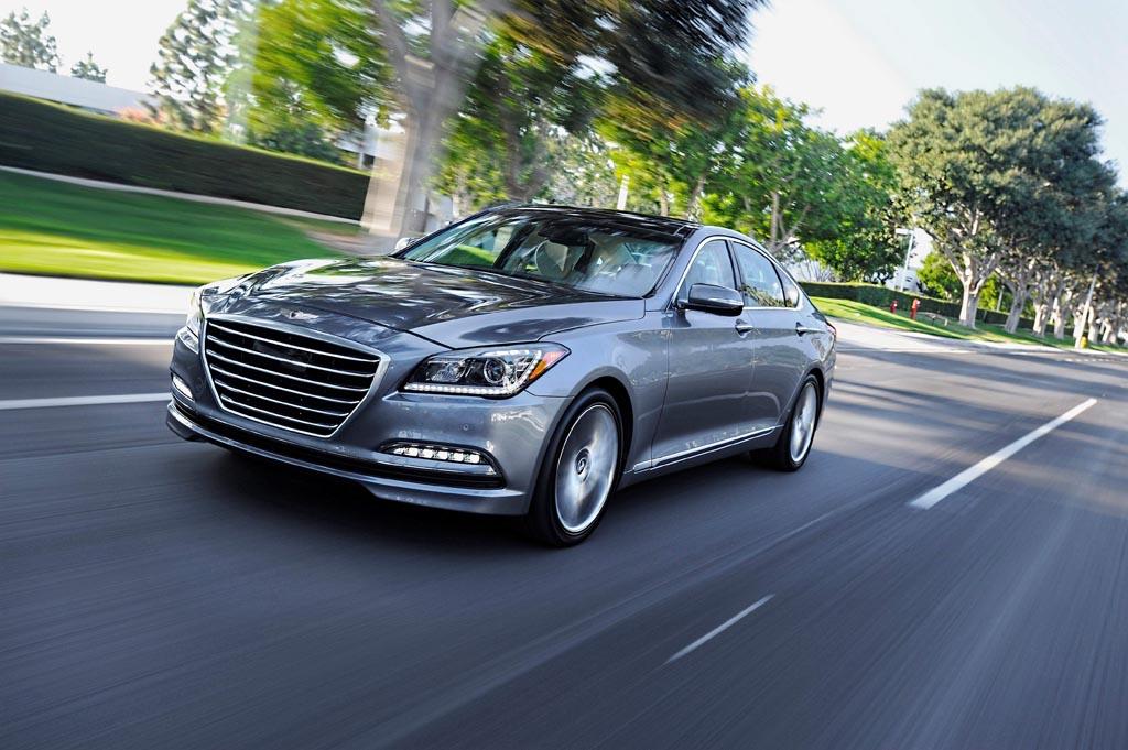 Nuevo Hyundai Genesis