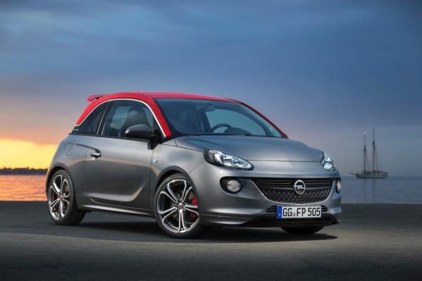 Nuevo Opel Adam S, estilo deportivo con toque premium