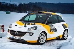 Opel en el Campeonato de España de Rallies 2014