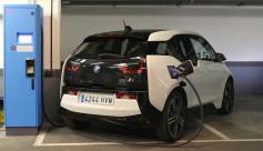 El BMW i3 recarga en 20 minutos en BMW Ibérica.