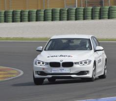 Victoria de BMW en Cheste