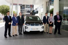 BMW impulsa el vehículo eléctrico en Palma de Mallorca