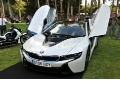 BMW i8 gana la copa de oro de Autobello