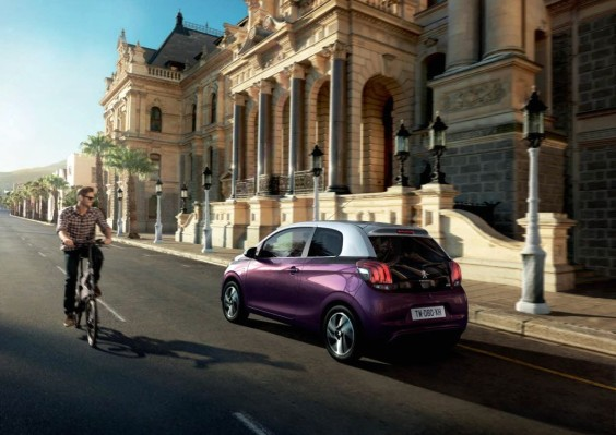 Nos han presentado el nuevo Peugeot 108 DUAL