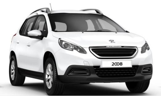 Económicos Peugeot 2008 Access