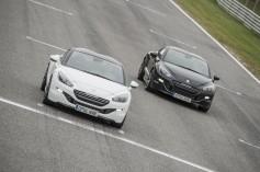 El RCZ R de Peugeot, ruge en el Circuito del Jarama
