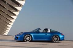 Porsche 911 Targa y Boxster GTS, primer puesto en atractivo y calidad