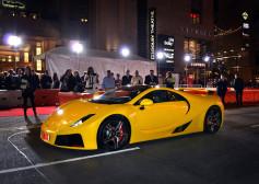 El GTA Spano, en el estreno mundial de Need For Speed