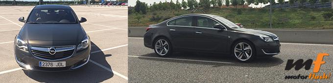 Prueba Opel Insignia 2015 ecoFLEX 2.0