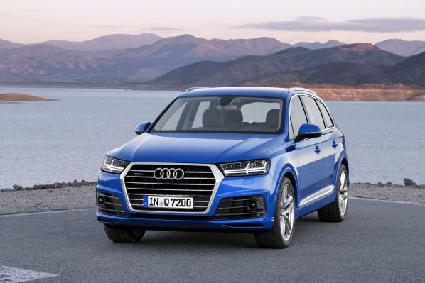 Nuevo Audi Q7, más ligero y un 26 por ciento más eficiente