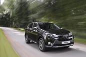 Toyota España amplía la gama RAV4