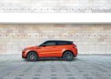 Nuevas versiones para el Land Rover Evoque