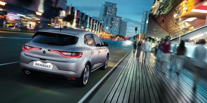 A la venta el nuevo Renault Mégane