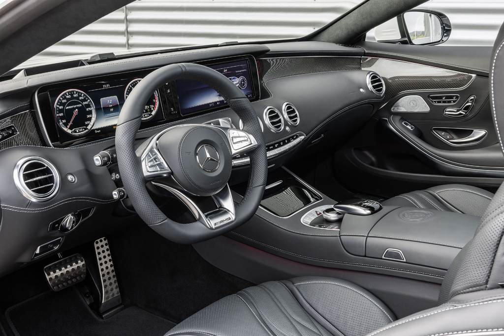 Mercedes-Benz S 63 AMG Coupé 2014