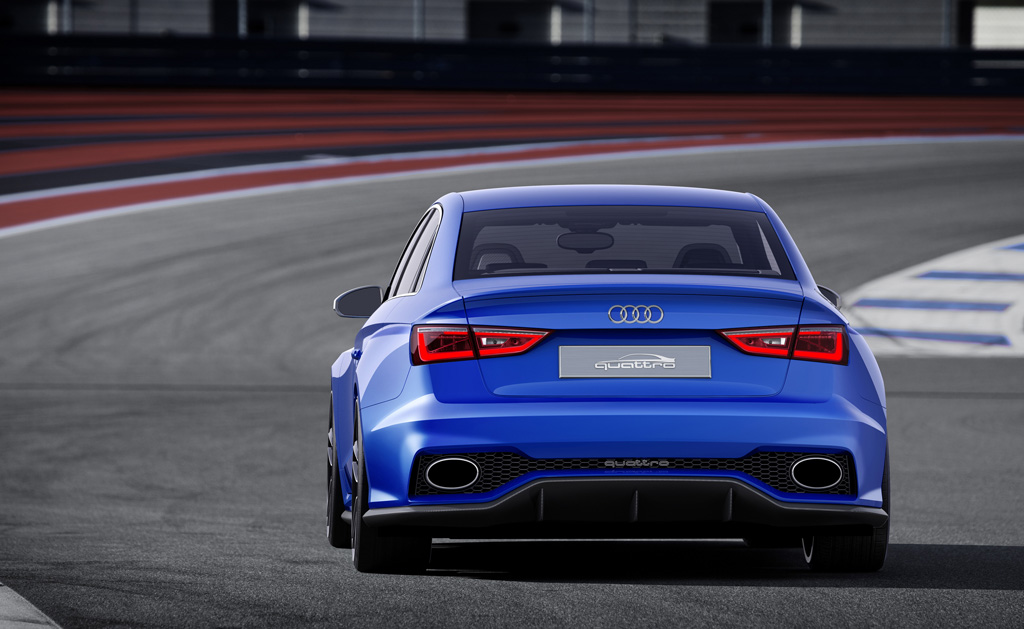 Audi A3 clubsport quattro®