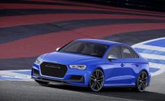 Audi presentará el A3 ClubSport Quattro Concept