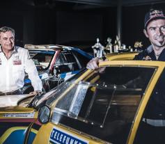 Peugeot de vuelta al Dakar 2015