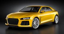 Salón Frankfurt 2013 - Audi Sport Quattro Concept