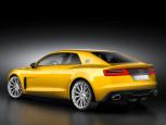 Salon Frankfurt 2013 Audi Sport Quattro Concept Trasera