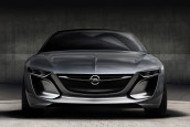 Salon Frankfurt 2013 Opel Monza Concept Delantera