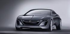 Salon Frankfurt 2013 Opel Monza Concept Frontal