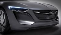 Salon Frankfurt 2013 Opel Monza Concept Iluminacion