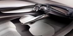 Salon Frankfurt 2013 Opel Monza Concept Interior Acompañante