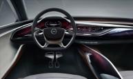 Salon Frankfurt 2013 Opel Monza Concept Interior Cond