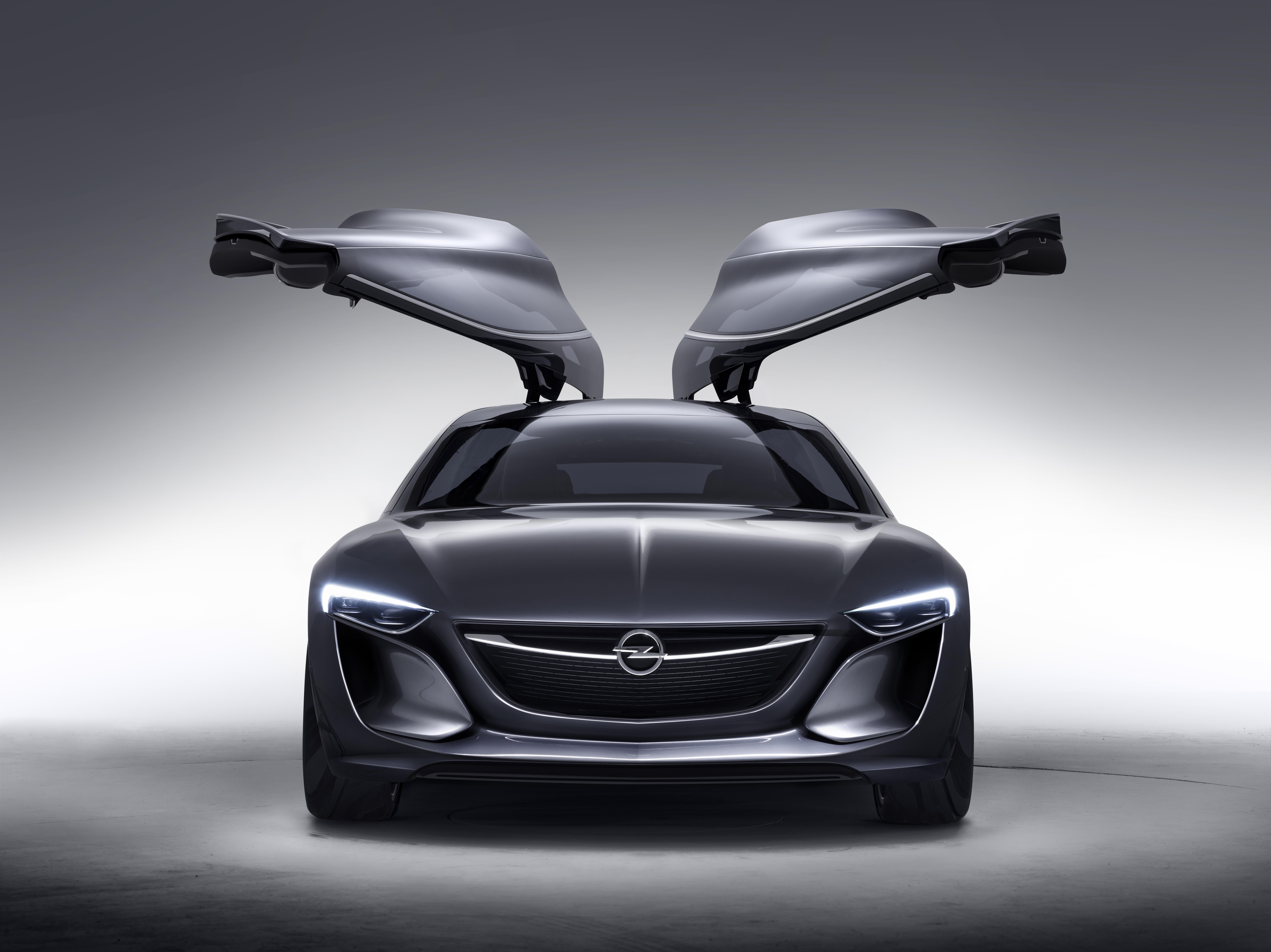 Salon Frankfurt 2013 Opel Monza Concept Puertas