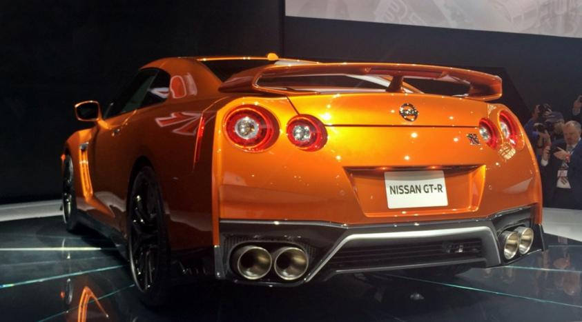 Salón de Nueva York - Nissan GT-R