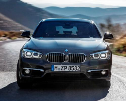 Los cambios en el BMW Serie 1 2015