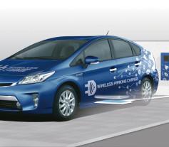 Toyota Sistema de Carga inalámbrica