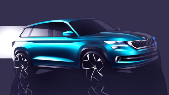 El futuro de los SUV: El Skoda Kodiak